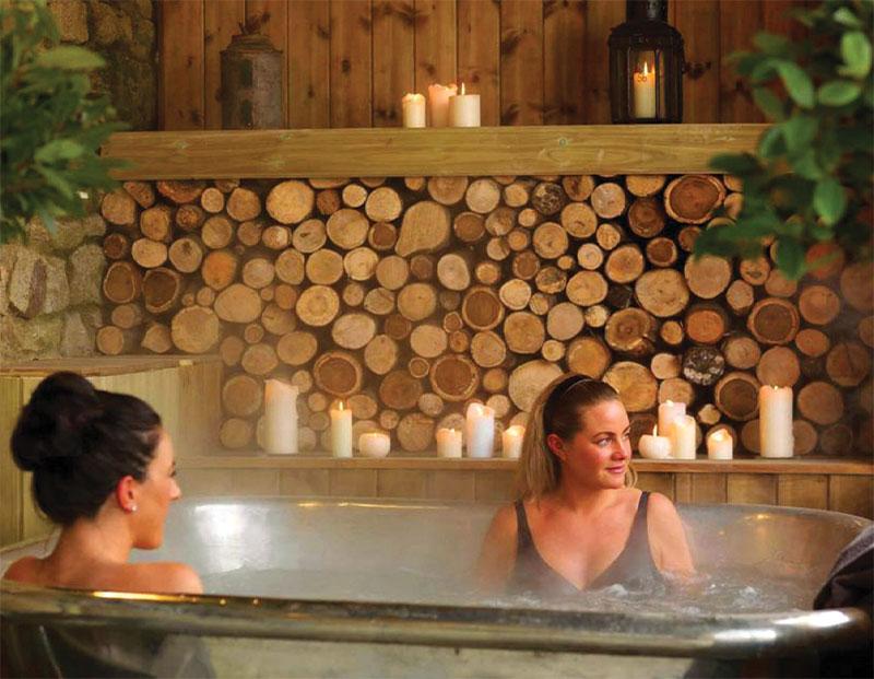 morritt home spa relaxation