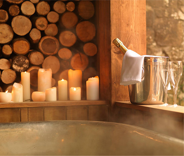 The Garage Spa Packages