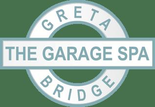 The Garage Spa Logo